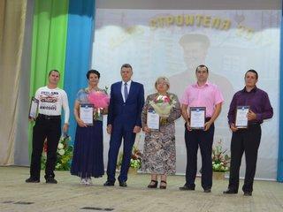 В профессиональный праздник – заслуженный почёт и уважение строителям Хакасии