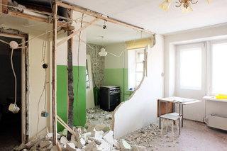 Перепланировка жилого помещения без разрешения грозит штрафом