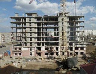 В 2021 году в Хакасии необходимо ввести почти 300 тысяч квадратных метров жилья